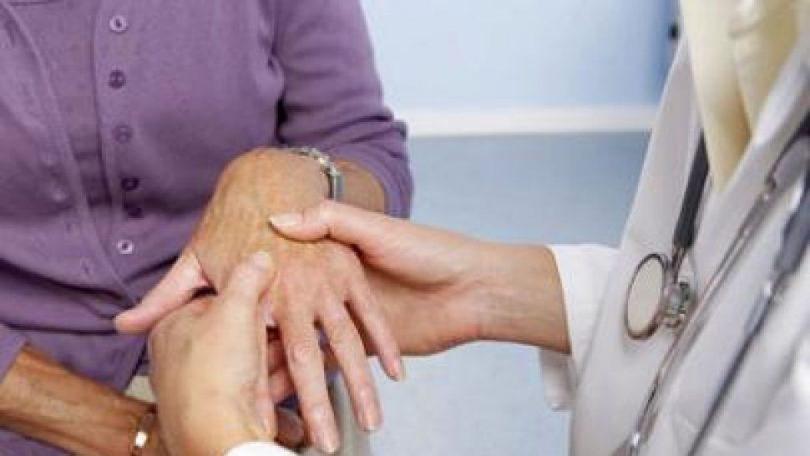 Облекчаване на болките при артрит на пръстите